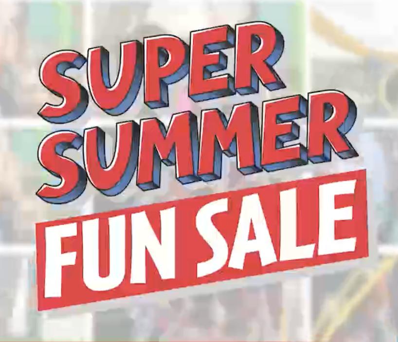 BOF Summer Fun Sale